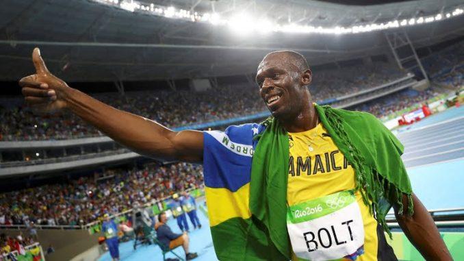 Usan Bolt Rio 2016