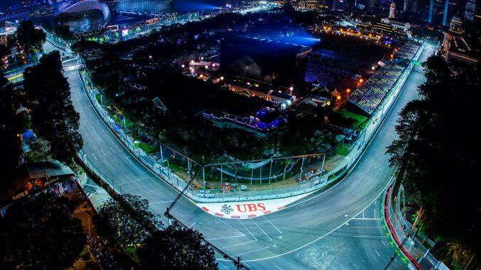 Le GP de Singapour 2016