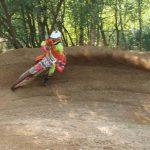 Julien Thonus et les débuts en motocross