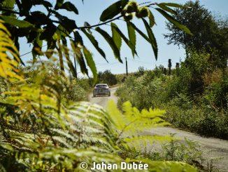 Rallye des 100 Vallées 2016.