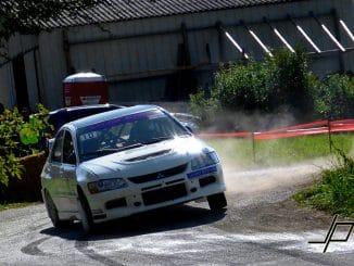 Rallye des thermes 2016