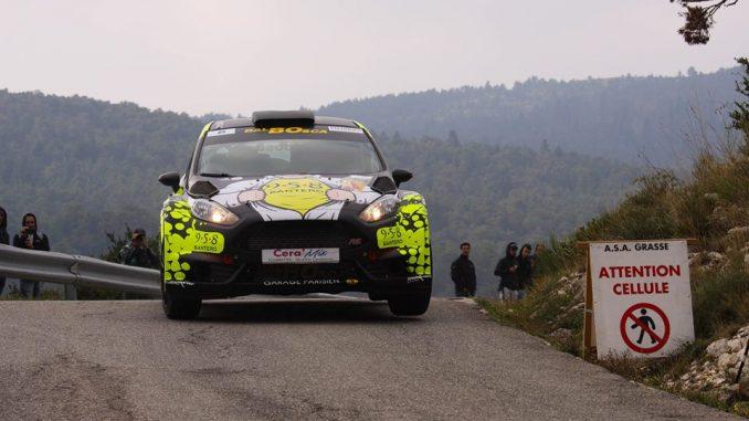 Rallye du Pays de Fayence 2016 - Bruno Riberi