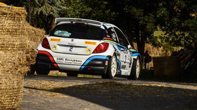 207 S2000 Sichi Rallye des 100 vallées 2016