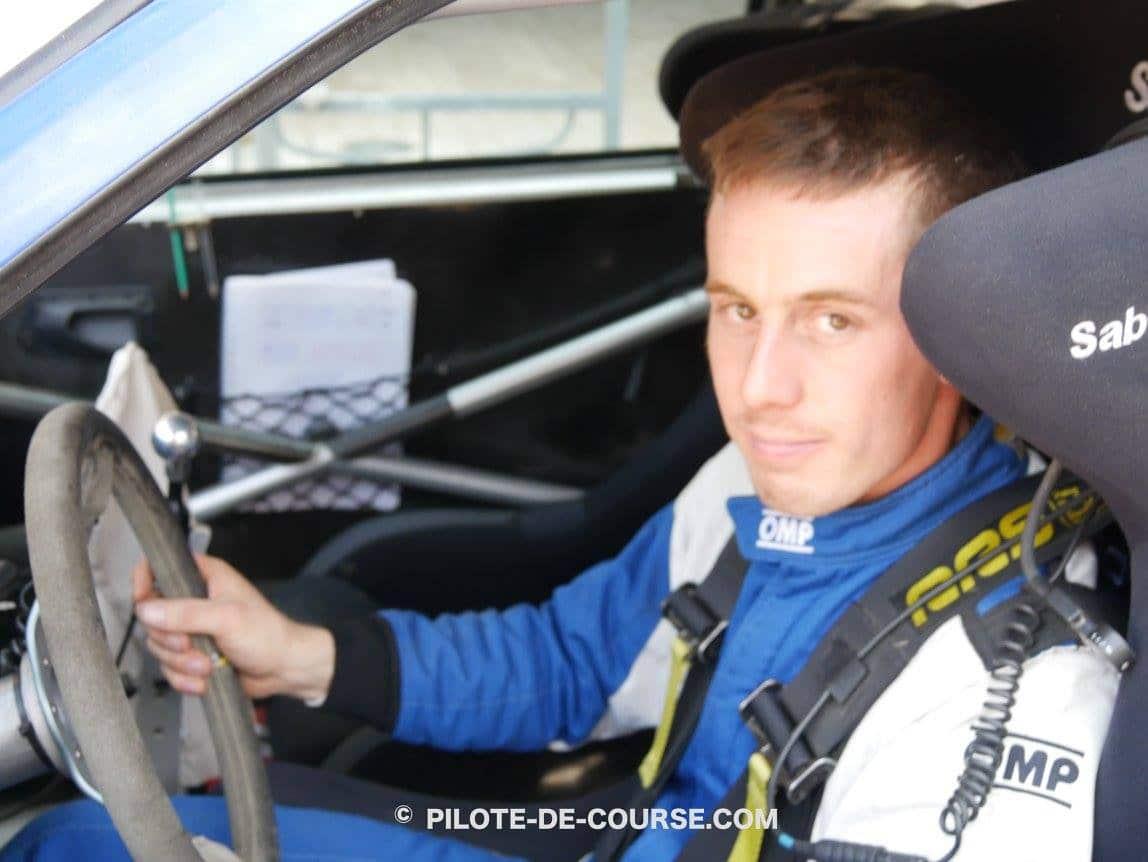 Benjamin Cardenas deuxième du Groupe F2000