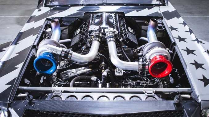 Ford Mustang Honnicorn v2 . (c) : Honnigan