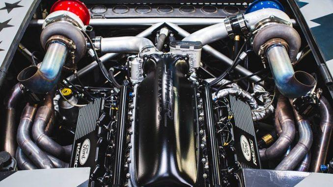 Ford Mustang Hoonicorn v2 (c) : Hoonigan