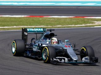 Qualification GP de Malaisie 2016 Lewis Hamilton en Pole