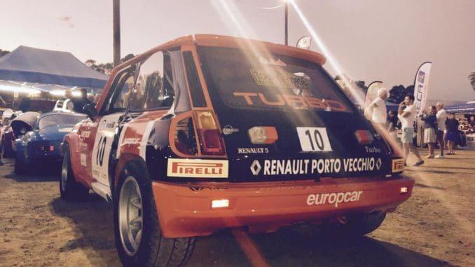 Tour de Corse Historique 2016 (c) : Guillaume LEPICIER