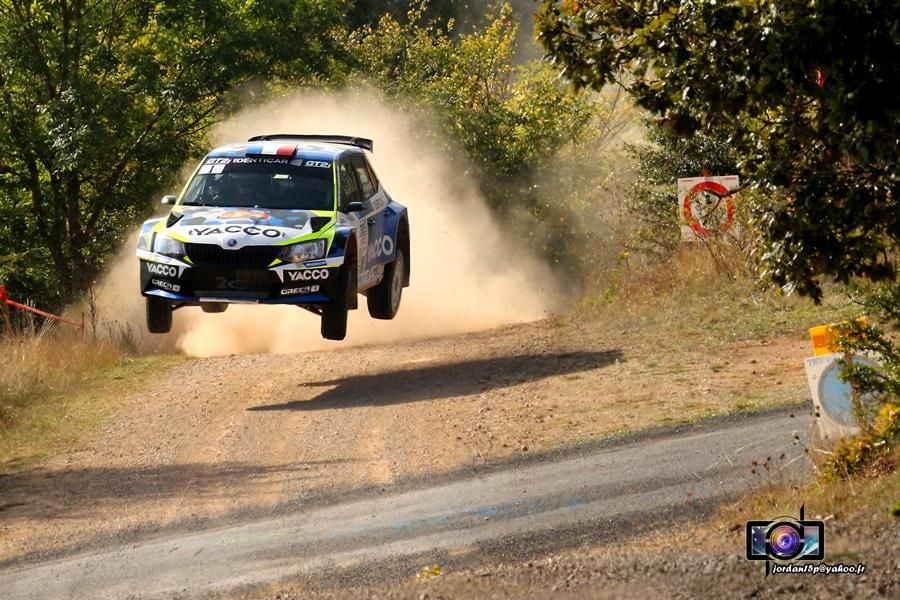 Rallye occitanie 2018