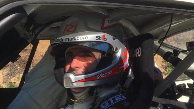 Romain Dumas s'impose sur le Tour de Corse Historique 2016