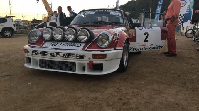 Porsche 911 Jean-François Mourgues