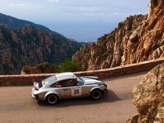 La Corse : des routes et des paysages uniques. (c) : Guillaume LEPICIER