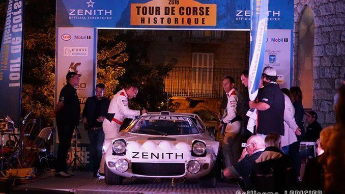 Tour de Corse Historique 2016. Eric Comas sur la Stratos (c) : Guillaume LEPICIER