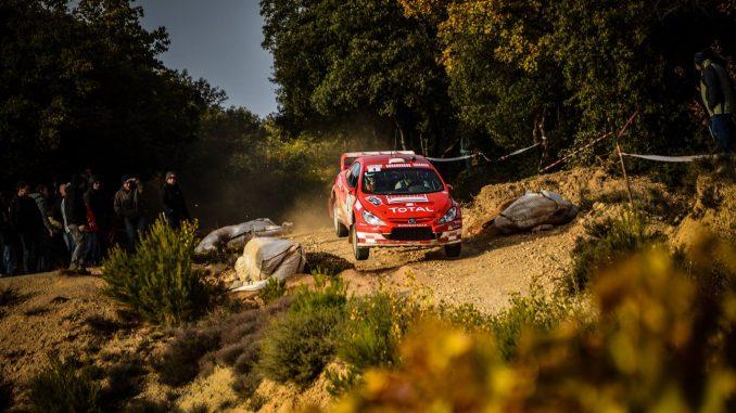 Classement Rallye Terre de Vaucluse 2016