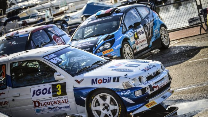 Abandons Rallye du Var 2016