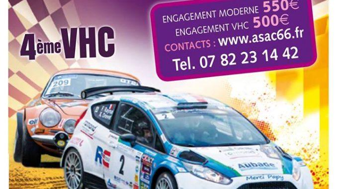 Liste des engagés Rallye du Fenouillèdes 2016