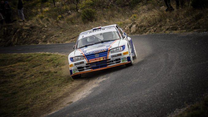 Classement Rallye du Fenouillèdes 2016