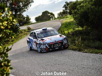 Kevin Abbring vainqueur au Volant de la Hyundai i20 R5. Classement Rallye du Var 2016