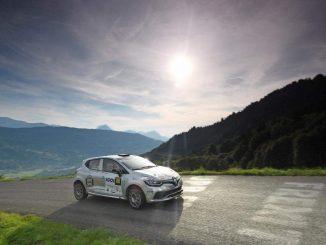Clio R3T France Trophy renouvelé pour 2017