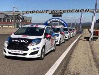 Vainqueurs Rallye Jeunes FFSA 2016