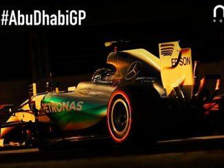 Programme TV GP d'Abu Dhabi 2016 Nico Rosberg