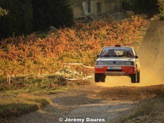 Rallye Terre de Vaucluse 2016. (c) : JD Rallye
