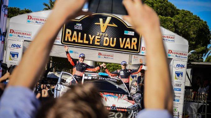 Rallye du Var 2016 : Abbring vainqueur