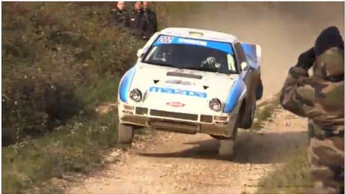 Vidéos Rallye Terre de Vaucluse 2016