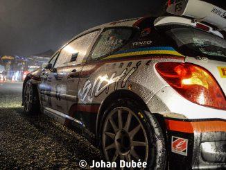 Classement Rallye de l'Ardèche 201§. (c) : JD Rallye