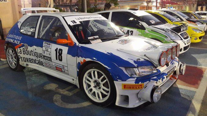 Vidéos Rallye de Balagne 2016. Peugeot 306 Maxi