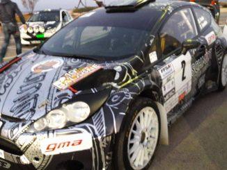 Jean-Jacques Padovani Abandons Rallye de Balagne 2016