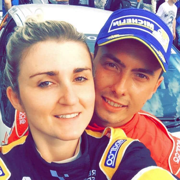 Charlotte Dalmasso et Loïc Astier, un couple de champions