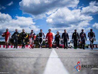 Liste des engagés RallyCircuit 2016