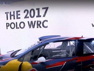 Nouvelle Polo WRC 2017