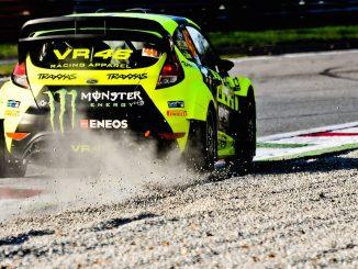 Rossi Vidéos Monza Rally Show 2016