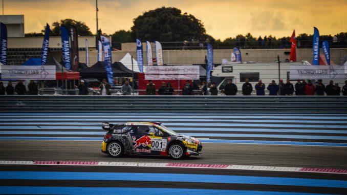 Sébastien Loeb remporte RallyCircuit 2016