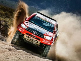 Liste des engagés Dakar 2017 - Toyota