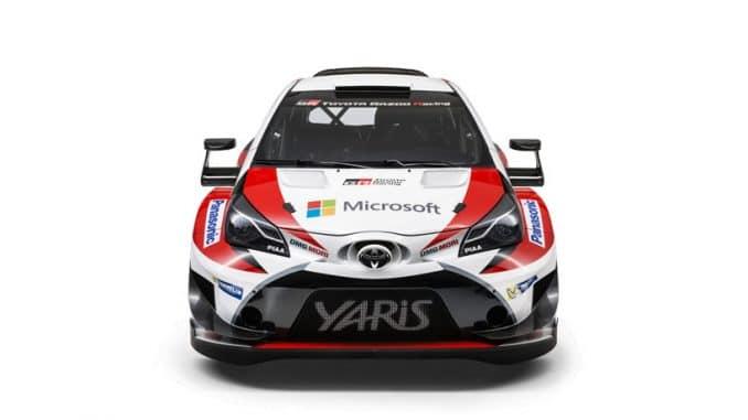 Yaris WRC 2017