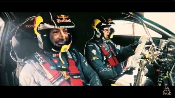 Teaser Dakar 2017