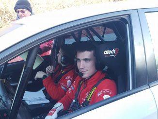 Reconnaissances Rallye Monte-Carlo 2018 - Photos des reconnaissances du Rallye Monte-Carlo 2017