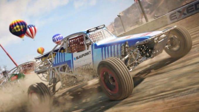 Buggy Dirt 4