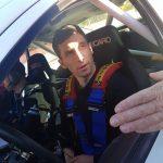 Photos des reconnaissances du Rallye Monte-Carlo 2017