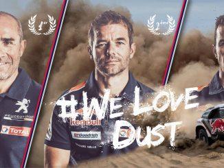 Classement général Dakar 2017. (c) : Peugeot Sport
