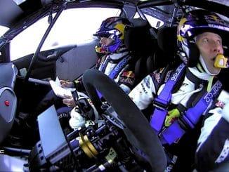 Crash Ogier Monte Carlo 2017 (c) : WRC