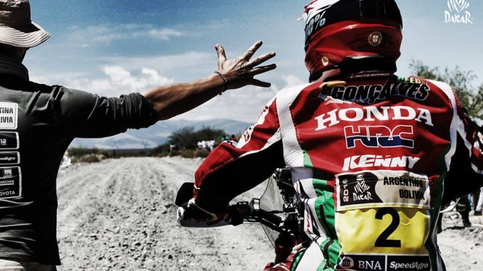Le Dakar 2017 à la TV et sur internet. (c) : DR