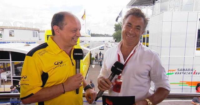 Fred Vasseur quitte Renault