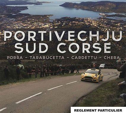 Liste des engagés Rallye Portivechju