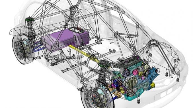 ORECA fournisseur du FIA KIT R4 Rally Cars. (c) : ORECA