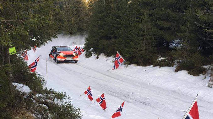 Victoire pour Ostberg et la Fiesta R5. (c) : DR