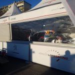 Liste des abandons Rallye Monte-Carlo 2017 Photo Parc Assistance Rallye Monte-Carlo 2017